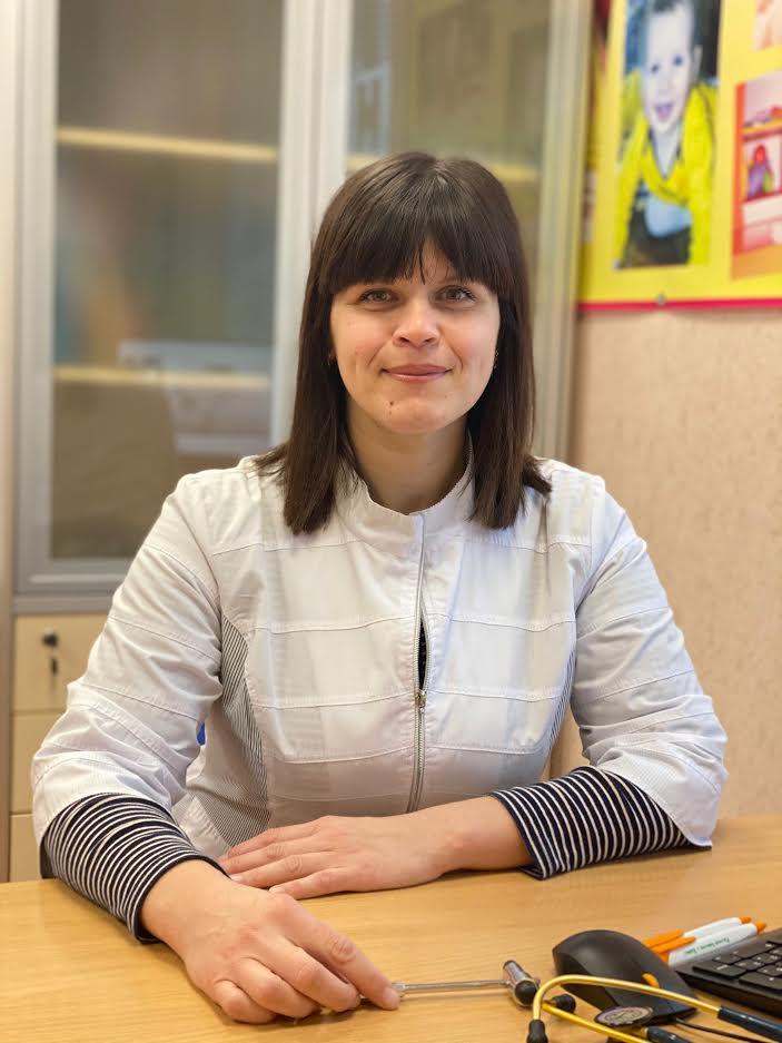 Шлєєнкова Ганна Олександрівна