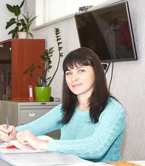 Верхолаз Інна Володимирівна